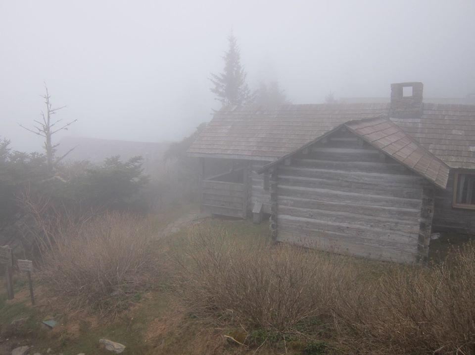 trails around the cabin