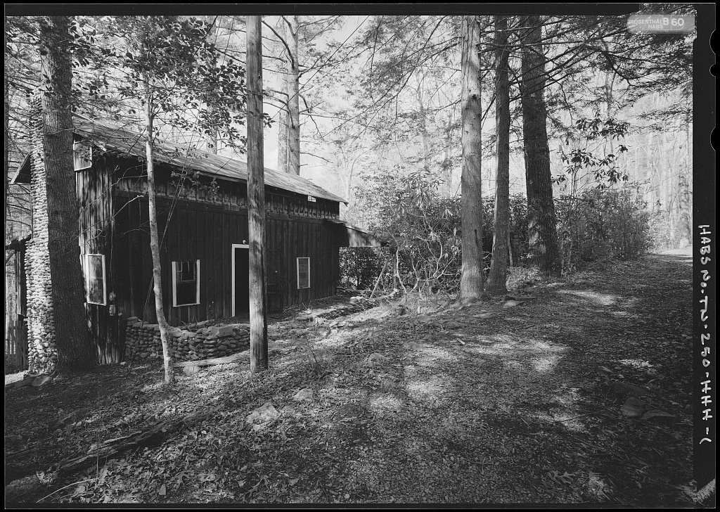 the may cabin at elkmont